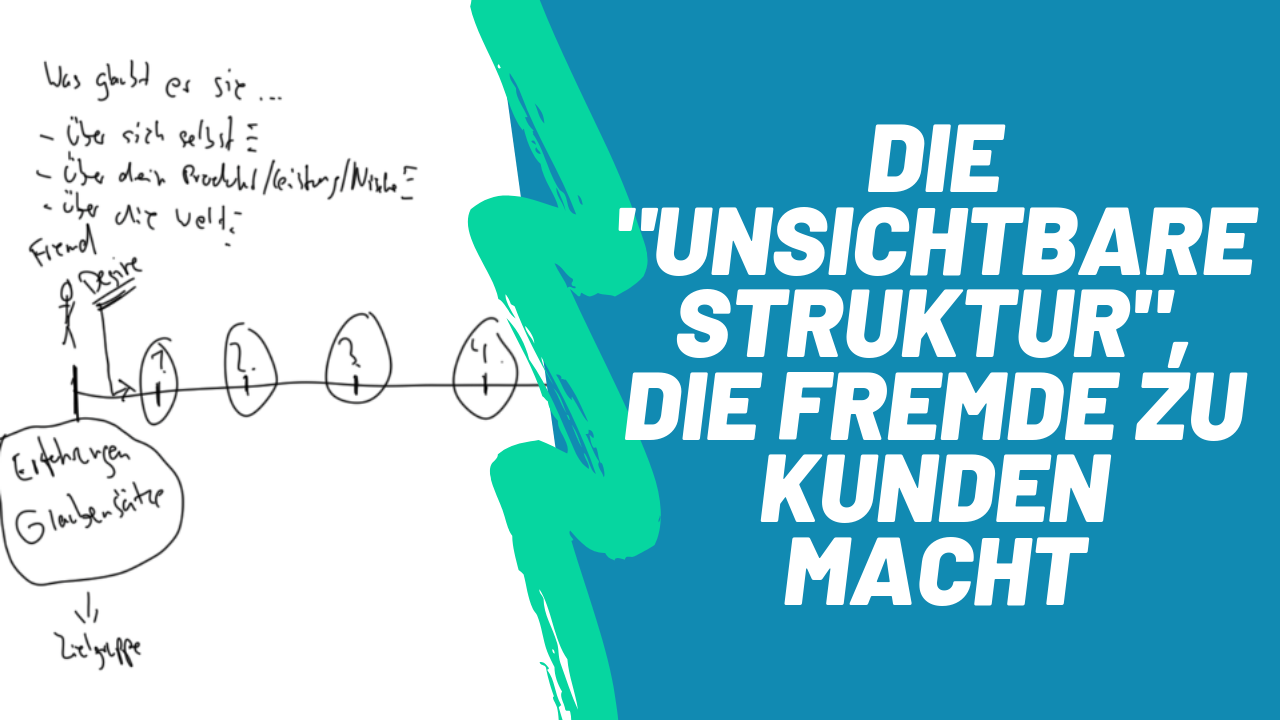 """Die """"unsichtbare Struktur"""""""